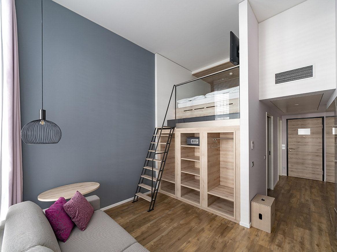 Hotel Roomz Vienna Prater